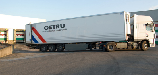 Getru Refrigerated Transport: Throughout Europe at the right temperature